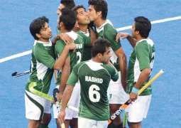 Pakistan hockey team named for Commonwealth Games