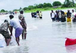 Floods hit NE Namibia