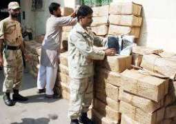 Anti Narcotics Force recovers 1.220 tons narcotics in 19 countrywide operations