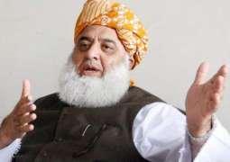 Maulana Fazlur Rehman hints at MMA restoration soon