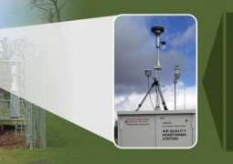 Air Quality Monitoring System (AQMS) working round the clock to monitor air quality