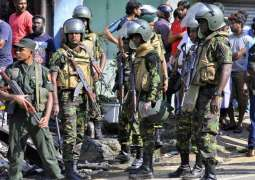 Sri Lanka ends emergency as ethnic tension, riots subside