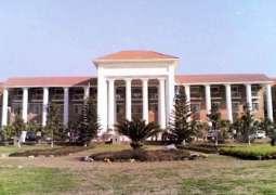 15-member Chinese delegation visits Pir Mehr Ali Shah Arid Agriculture University Rawalpindi