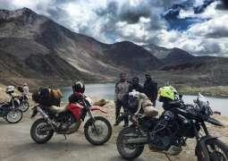 Motorcyclists to start 7,000-km 'Pakistan Peace Journey from 21st