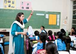 Ministry of Human Rights reports for teachers' training to reduce dropout ratio