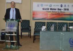 IUCN Celebrates World Water Day, Calls for Measures to Address Water