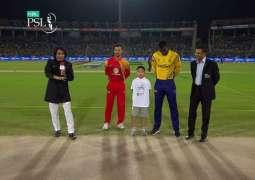 PSL Final, Peshawar Zalmi opt to bat first after winning the toss