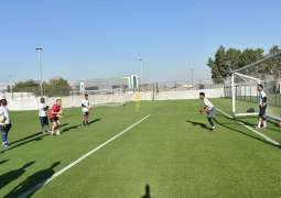 Dubai's young talents get lessons from Barcelona's goalkeeping boss