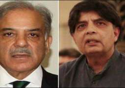 Shehbaz, Nisar not on same page: Hamid Mir