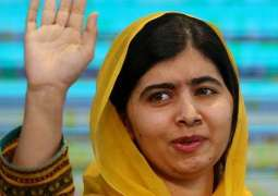 Welcome home Malala!