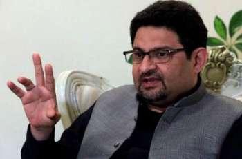 مستشار رئيس الوزراء الباكستاني للشؤون المالية: الحكومة تعمل لتعزيز الناتج المحلي الإجمالي والصادرات وتخفيف التضخم المالي والواردات