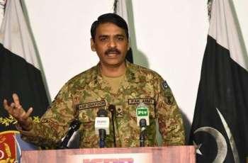 الجيش الباكستاني: باكستان تمكنت من النجاح في القضاء على معاقل جميع المجموعات الإرهابية داخل أراضيها