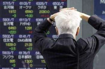 Tokyo stocks down for third straight session on Facebook breach 20 March 2018