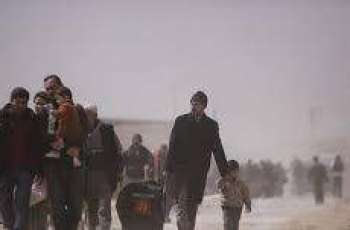 Thousands suffering amid harrowing conditions in Syria's east Ghouta, Afrin