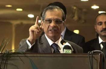 Want to assist government in bringing back funds from Pakistanis' foreign accounts: Chief Justice of Pakistan Justice Mian Saqib Nisar