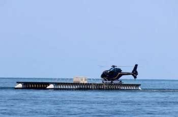 Two Americans die in Great Barrier Reef chopper crash