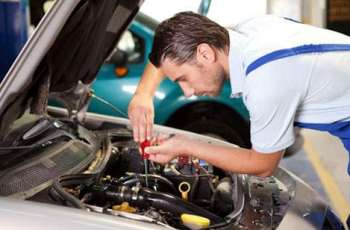Machinery Pool Organization (MPO) overhauled, repaired 100 vehicles in one years