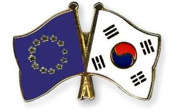 Senior diplomats of S Korea, EU to discuss cooperation over N Korean nuke issue