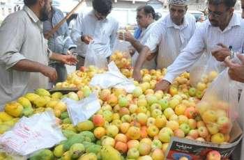 Rs27,500 fine imposed on 13 profiteers in Faisalabad