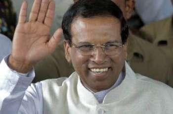 سری لنکا نا صدر میتھری پالاسری سینا مسہ دے ئی سرکاری دورہ غا اسلام آباد آ سرمس