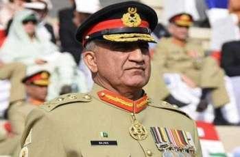 رئيس أركان الجيش الباكستاني يلتقي وزير الدفاع لسلطنة عمان