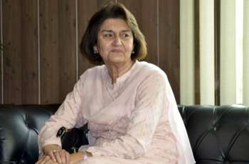 Nasira Javed for more active participation of women in politics