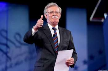 Israel ministers welcome US appointment of 'friend' Bolton