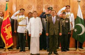 Pakistan-Sri Lanka agree to cement bilateral ties, cooperation