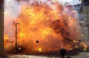 پاکستان دی افغان صوبہ ہلمند اچ سپورٹس سٹیڈیم تے کار بمب حملے دی شدید مذمت