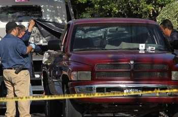 15 corpses found in back of Mexico truck: prosecutor