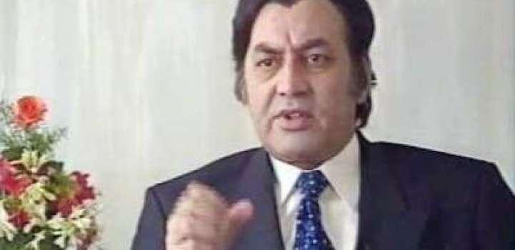 اداکار محمد علی دی 12واں ورہینڑاں19 مارچ کوں تھیسی