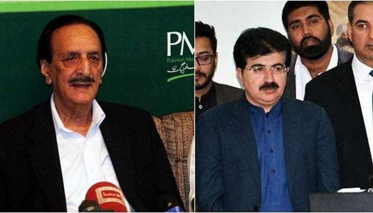 مرشح أحزاب المعارضة المشتركة يفوز انتخابات لمنصب رئيس مجلس الشيوخ في باكستان