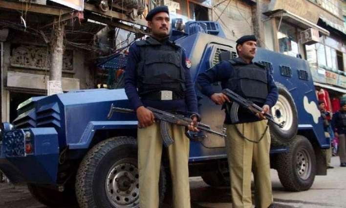 کوئٹہ ، نواں کلی ٹی بجلی نا کرنٹ لگنگ آن اسہ بندغ ئس تپاخت ، پولیس