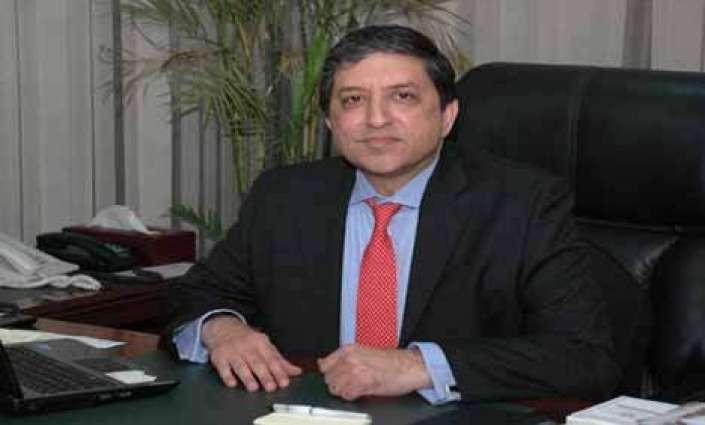 پاکستان پیپلز پارٹی دے نامزد امیدوار سلیم مانڈوی والا 10 ووٹاں دی اکثریت نال ڈپٹی چیئرمین سینیٹ منتخب