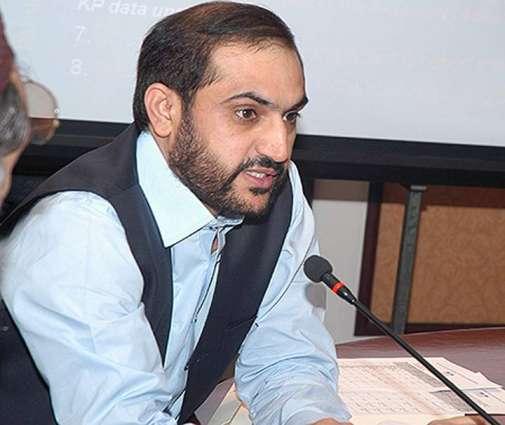 چیئرمین اتے ڈپٹی چیئرمین سینیٹ دے انتخاب ویلھے وزیراعلیٰ بلوچستان اتے کابینہ ارکان وی گیلری اچ موجود ہن