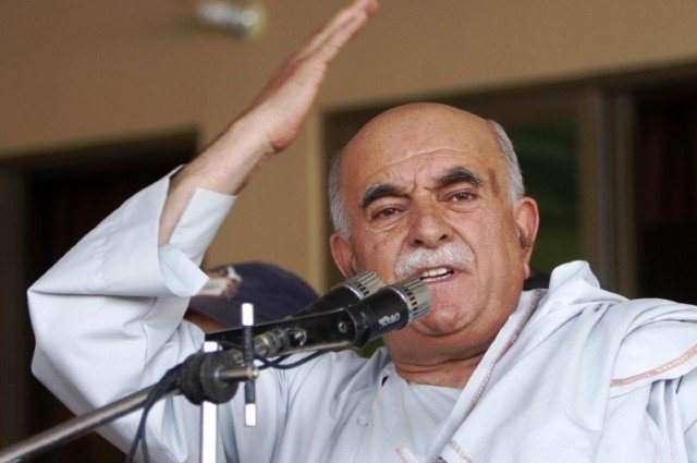 چیئرمین سینیٹ دے انتخاب اچ زر اتے زور دی جیت تھئی اے، محمود خان اچکزئی