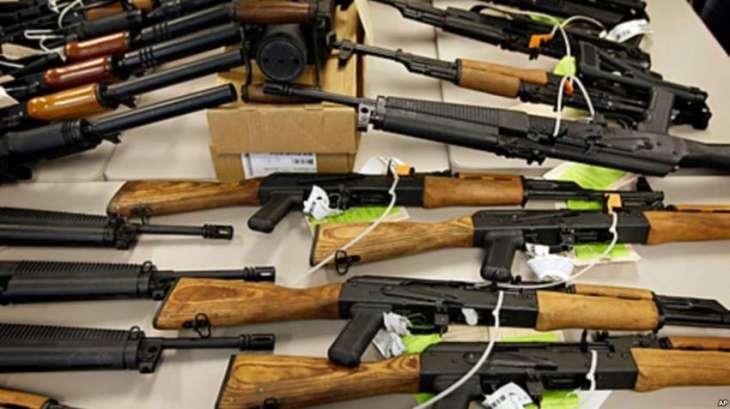 سعودی عرب تے بھارت اسلحے دے ساریں توں وڈے خریدار