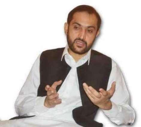 وزیر اعلا بلوچستان نے صوبے نوں اک ہور خشخبری دے دتی ہن بلوچستان دا وزیر اعظم لیان لئی جتن کراں گے:عبدالقدوس بزنجو د ااعلان