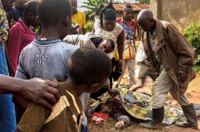 Dozens killed in troubled eastern DR Congo province