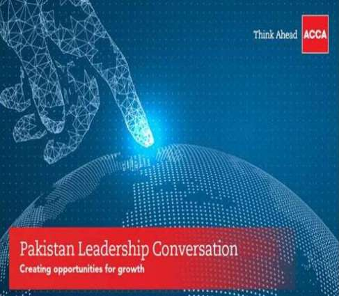 ACCA leads 'Collective Vision for an Emerging Pakistan' at the Pakistan Leadership Conversation 2018