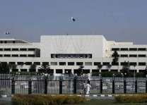 الخارجية الباكستانية: باكستان تدين استخدام الأسلحة الكيميائية في سوريا