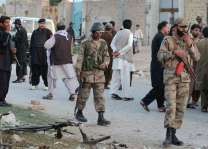 Two security personnel martyred in Quetta blast