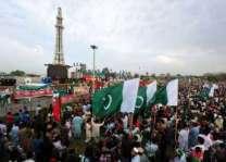 PTI's Minar-e-Pakistan jalsa to add to PMLN's troubles