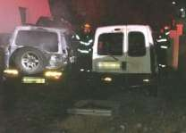 Car torched in hate crime against Arabs in Israel