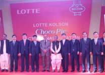 Lotte Kolson inaugurates state-of-the-art factory in Multan - brings massive investment to Pakistan Launches world-famous brand 'Lotte Choco pie'