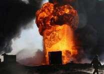 Indonesia oil well explosion kills 18, injures dozens