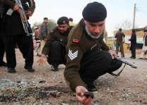 Three security personnel injured in D I Khan grenade attack