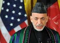 افغانستان اچ امریکی حکمت عملی تے حامد کرزئی دی تنقید