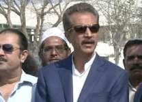 Mayor of Karachi inspects development works in Korangi