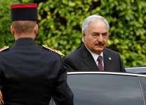Strongman Haftar back in Libya after long absence: AFP